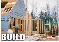 Build it- new construction, additions and garages